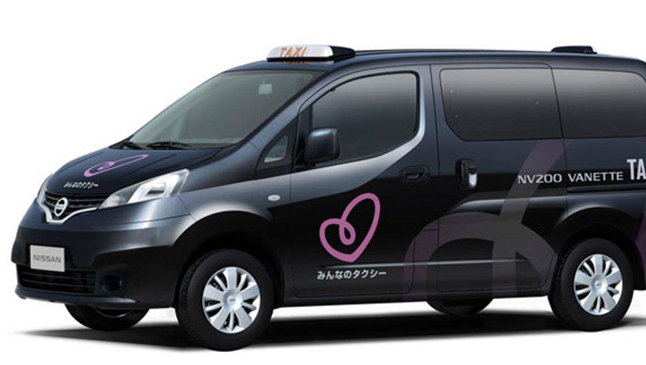 Salon de Tokyo 2009 : Nissan NV200 Taxi