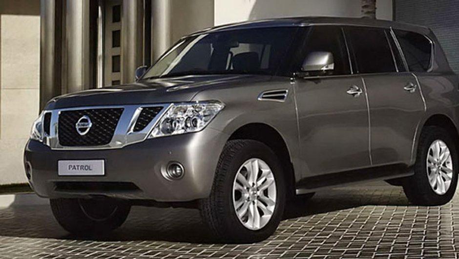 Nissan Patrol, septième génération