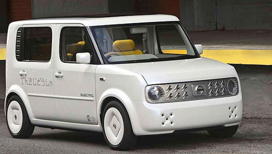 Nissan : les voitures électriques, c'est pour 2010