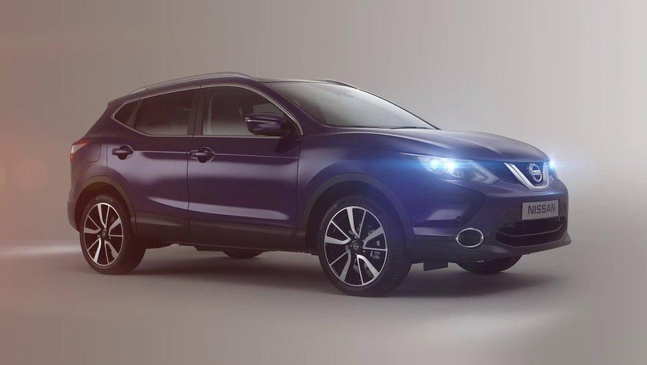 Nissan Qashqai Premier Edition : Le Crossover à l'honneur