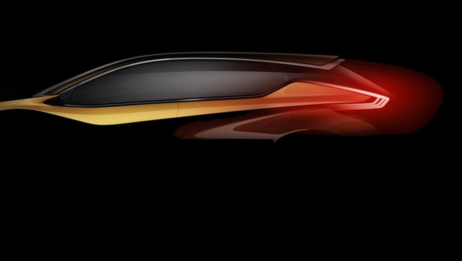 Salon de Détroit 2013 : Nissan Resonance Concept, l'image teaser