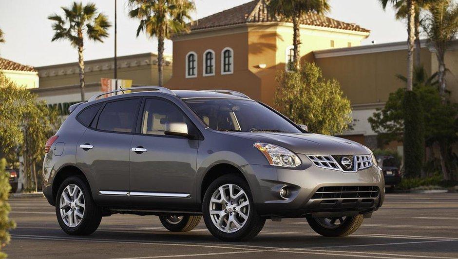 Nouveau Nissan Rogue 2011 en Amérique du Nord : parfum de Murano