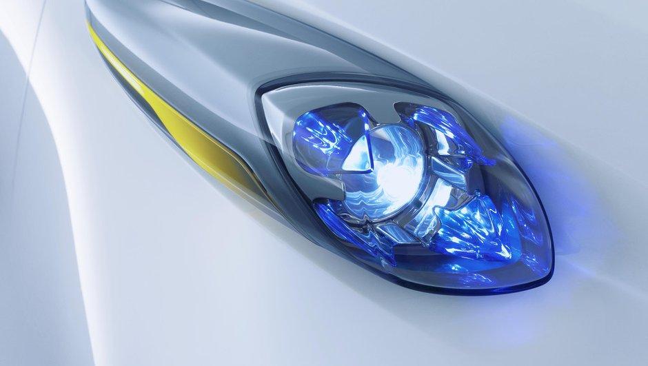 Mondial de l'Auto 2010 : Nissan Townpod, un concept-car électrique