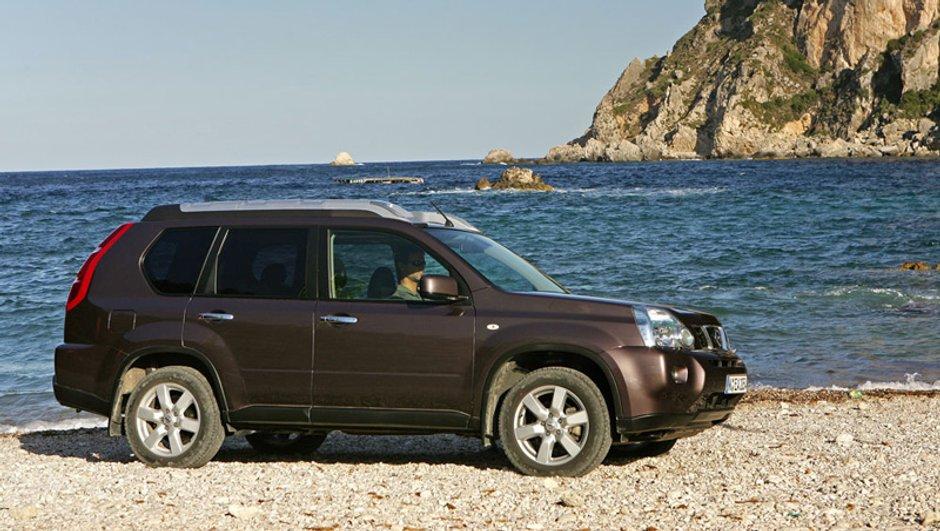 Nissan X-Trail 2009 : nouvelle gamme pour le 4X4