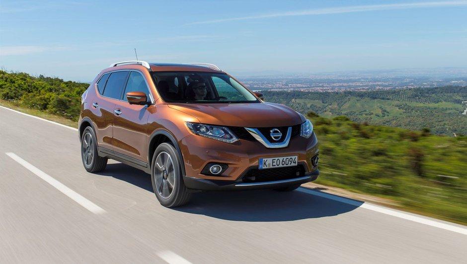 Nouveau Nissan X-Trail 2014 : prix de départ de 27.700 euros