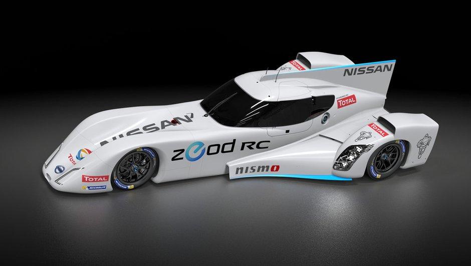 24H du Mans 2014 : Nissan dévoile un moteur 3 cylindres de 400 ch !