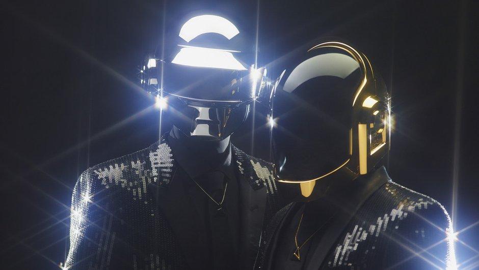 """Daft Punk, nommé dans la catégorie """"Groupe Francophone de l'année"""" aux NRJ Music Awards 2014"""