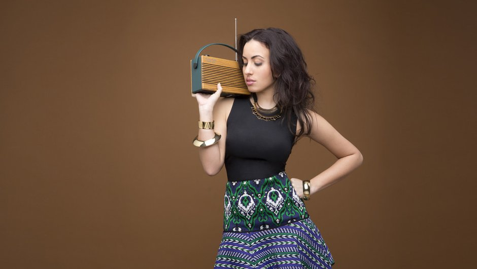 """Maude, nommée dans la catégorie """"Artiste Féminine Francophone de l'année"""" aux NRJ Music Awards 2014"""