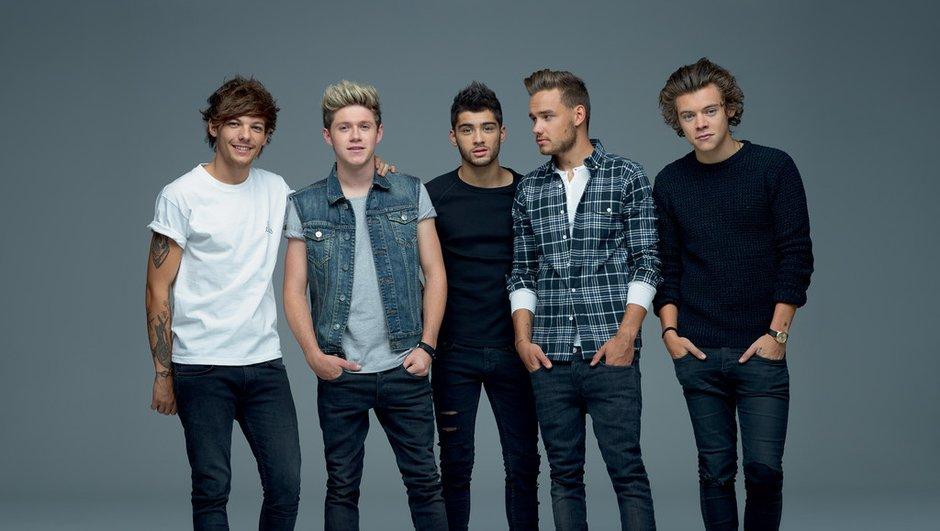 """One Direction, nommé dans la catégorie """"Groupe International de l'année"""" aux NRJ Music Awards 2014"""
