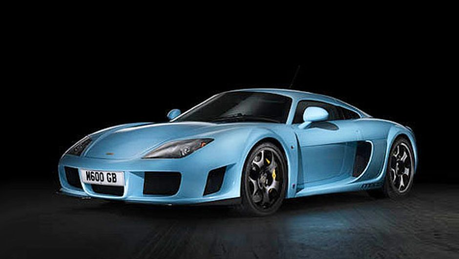 Noble M600 : le monstre britannique
