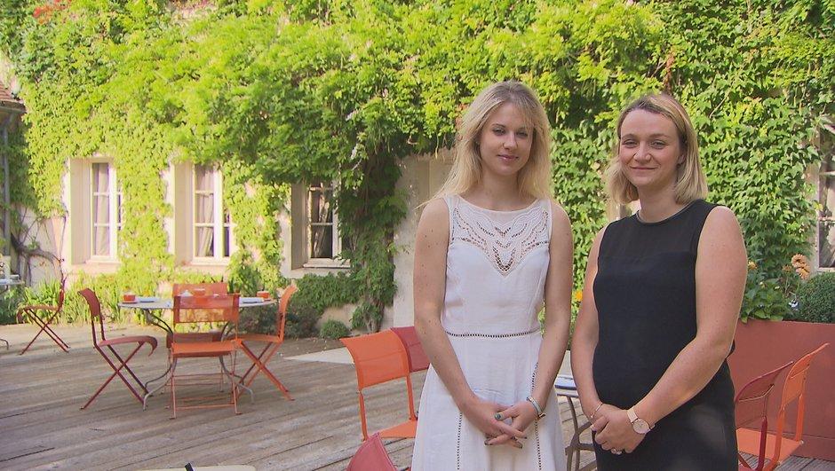 Noémie et Fanny, les candidates du mercredi !