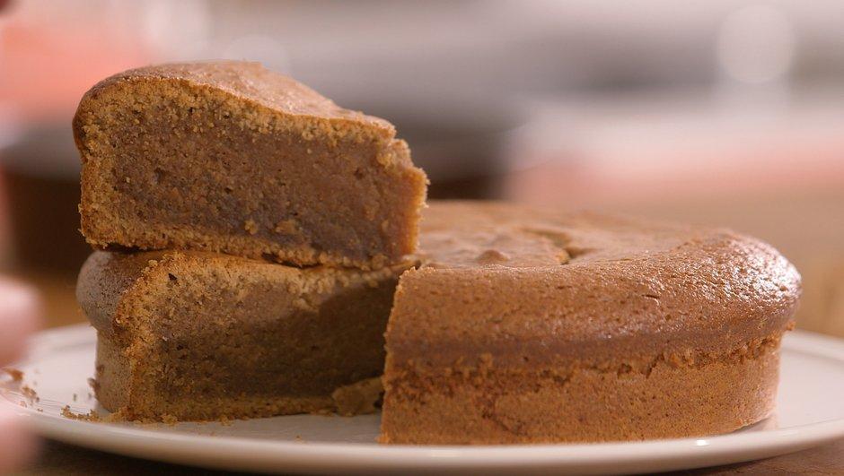 Noix : Le gâteau aux noix de ma voisine