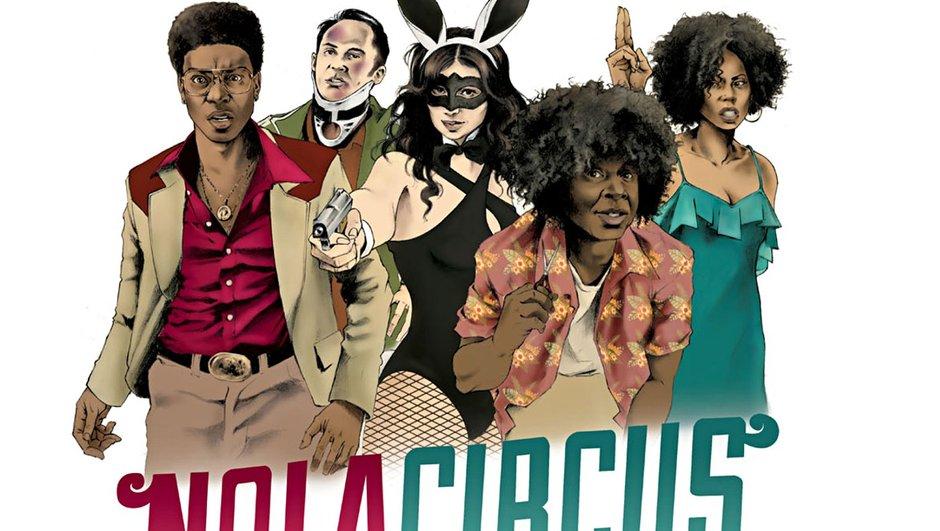 Michaël Ciani : « Le scénario de Nola Circus est un peu fou »