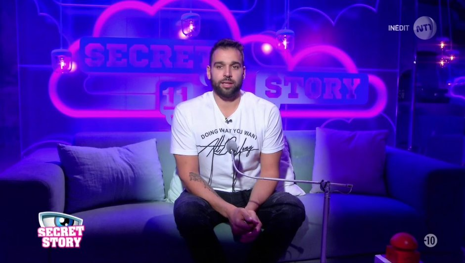 Secret Story 11 : Noré confirme son buzz, il a trouvé le secret de Laura