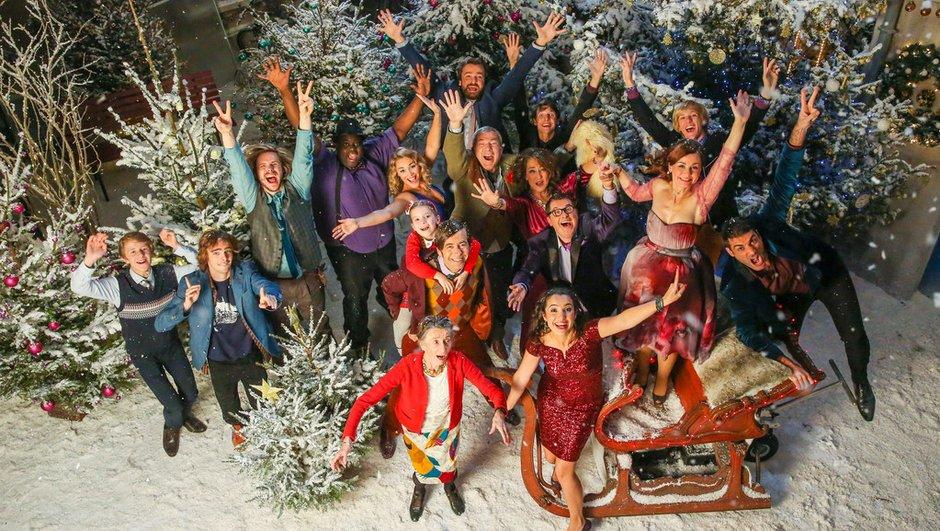 Nos Chers voisins, un Noël presque parfait