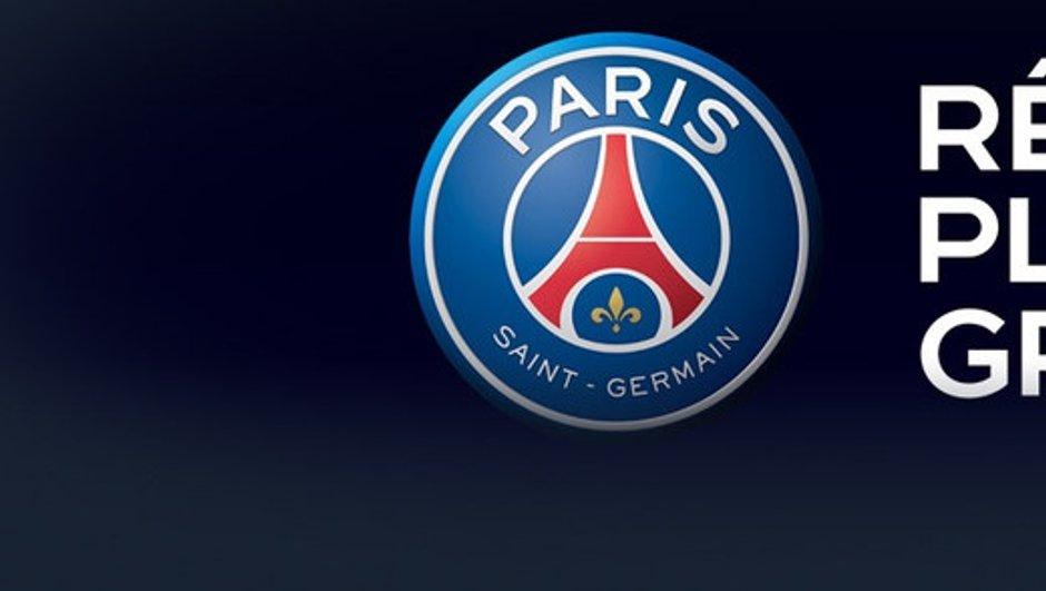 PSG : Découvrez le nouveau logo du club parisien