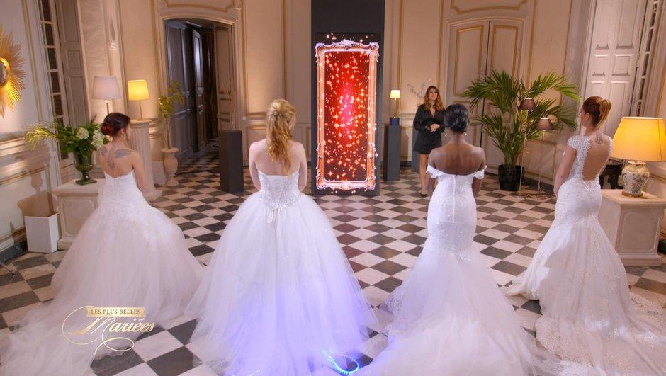 Les plus belles mariées : Le nouveau programme inédit présenté par Karine Ferri !