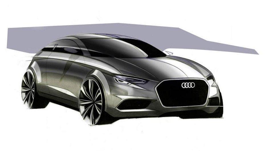 Nouvelle Audi A3 : premières images