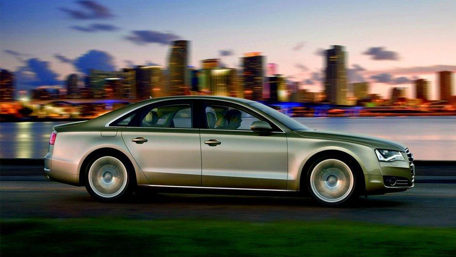 Quand l'Audi A8 se moque en vidéo de la Mercedes Classe S