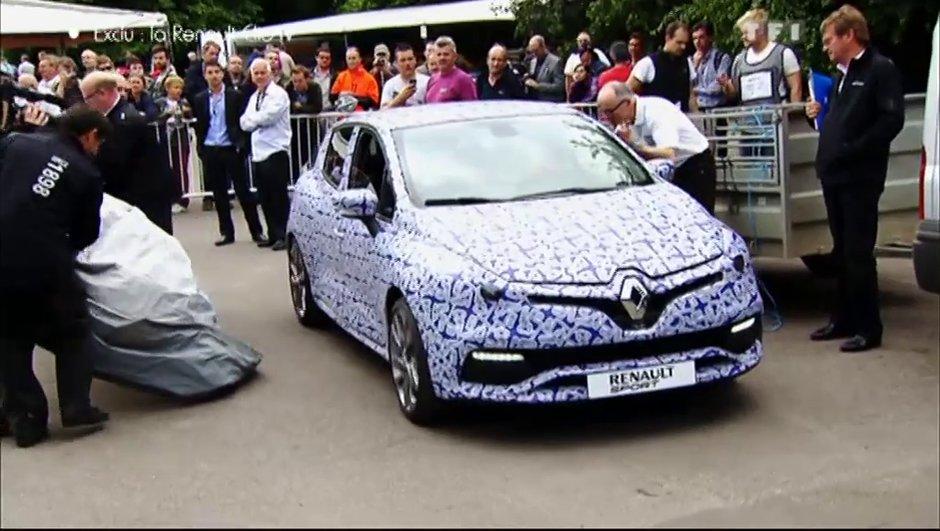 Exclusif : Renault présente sa nouvelle Clio IV