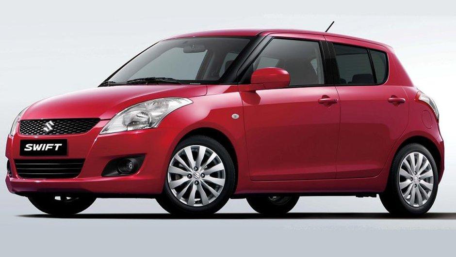 Nouvelle Suzuki Swift 2010 : rondeurs et frugalité