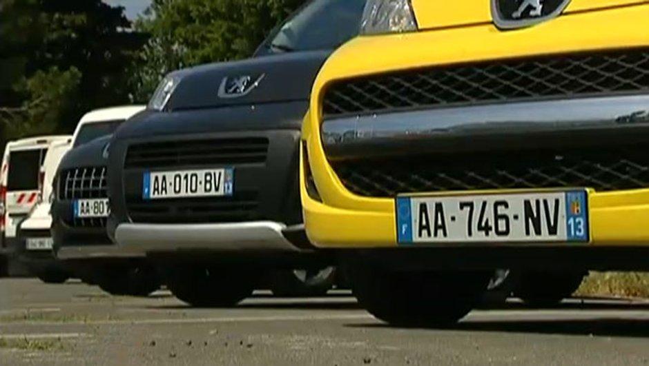 Automobile - France : Hausse de +2,9% des immatriculations lors du 1er semestre 2014