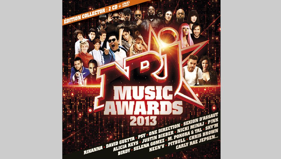 NRJ Music Awards 2013 : quels prix seront remis ?