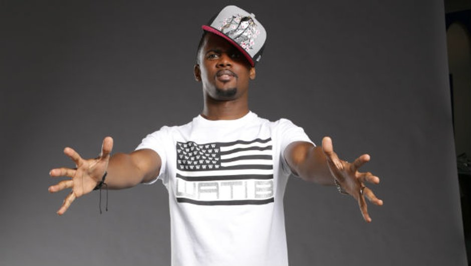 """Black M, nommé dans la catégorie """"Révélation Francophone de l'année"""" aux NRJ Music Awards 2014"""