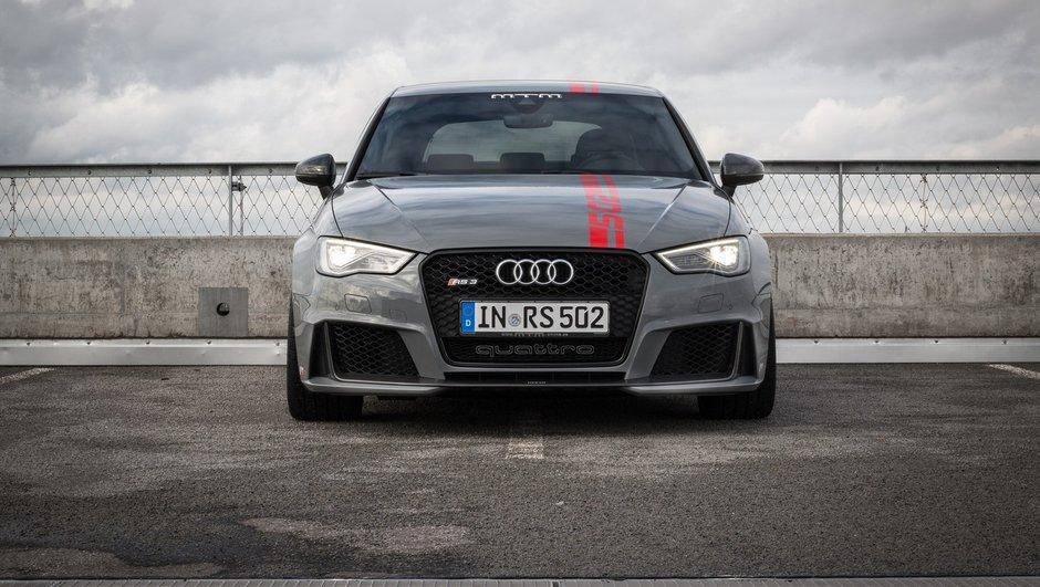MTM présente une Audi RS3 de 502 chevaux