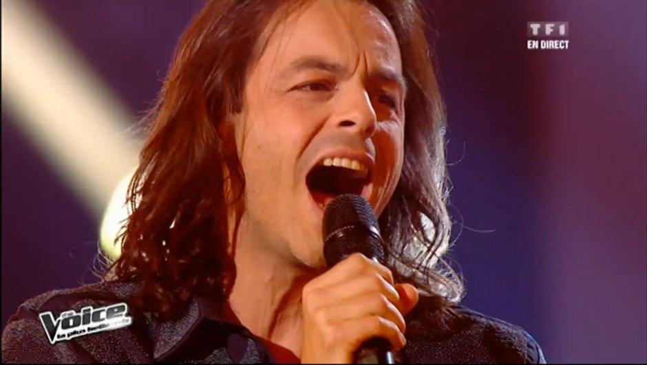 The Voice-Florent Pagny: Nuno Resende continue l'aventureainsi que....
