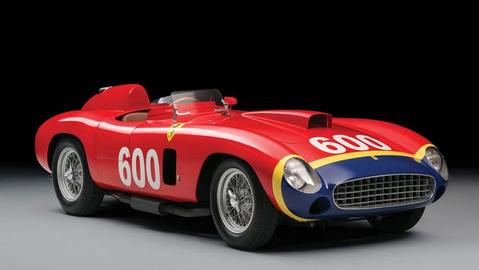 La Ferrari 290 MM de 1956 vendue à 25,5 millions d'euros