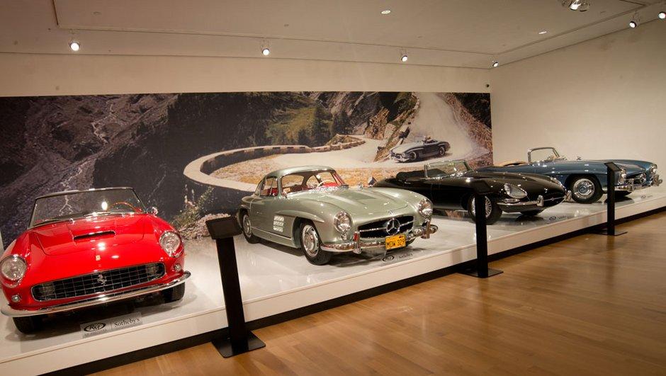 La Porsche 356 de Janis Joplin et une DB4GT Zagato de 1962 réunies à New York