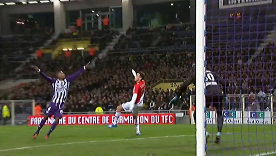 VIDEO - AS Monaco : le plus beau but de la saison pour Ocampos ?