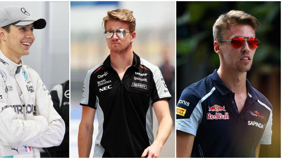 F1 – Transferts : Ocon, Hülkenberg, Kvyat… quels pilotes pour Renault ?