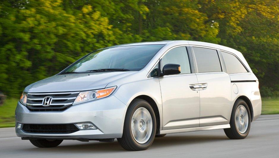 Honda rappelle un demi-million de voitures