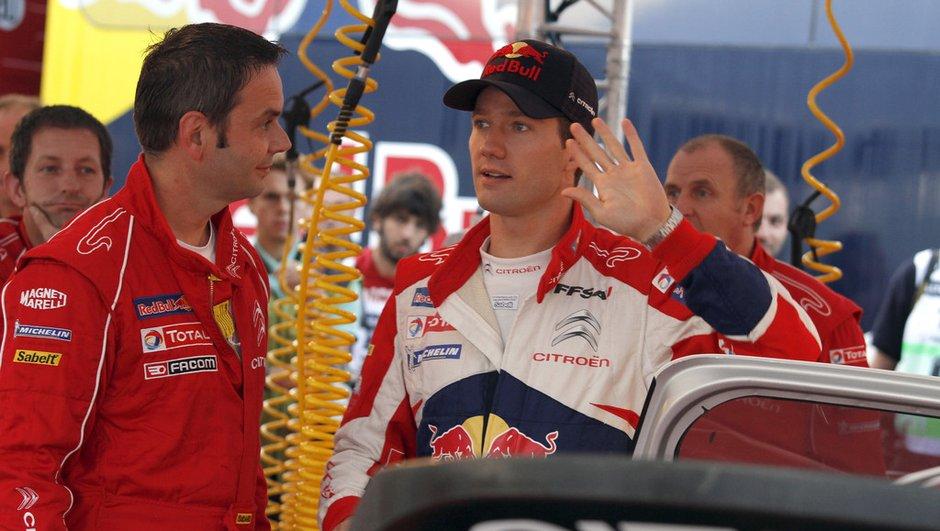 WRC : Sébastien Ogier chez Ford en 2012 ?