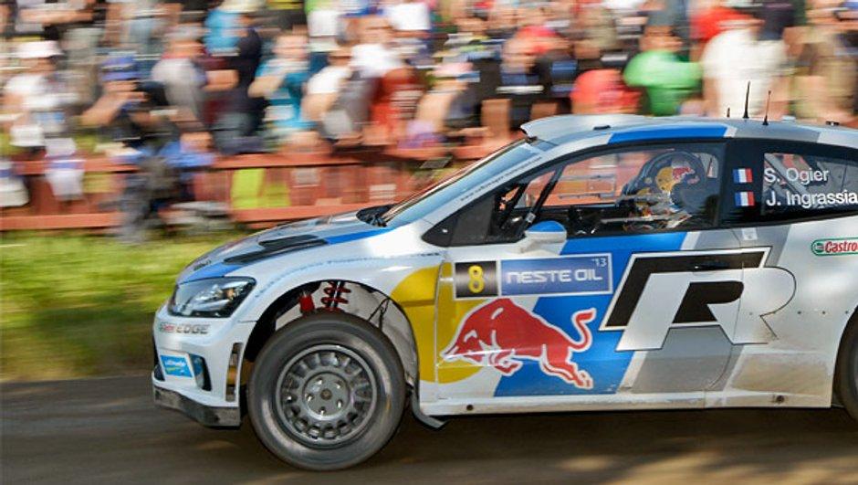 WRC - Rallye de Finlande - Spéciales 20, 21 et 22: Ogier déroule, Ostberg perd du terrain