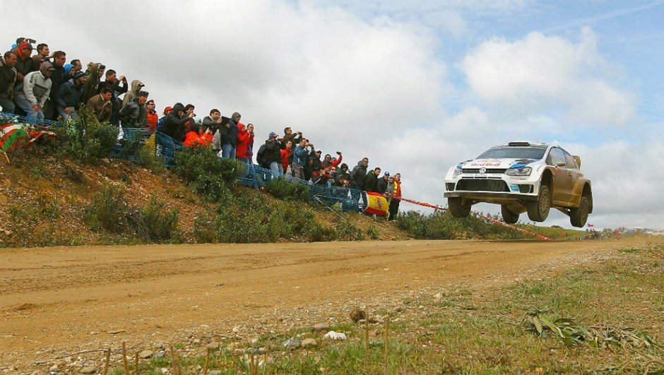 WRC - Rallye du Portugal 2014 : Ogier leader à l'issue de la journée de samedi