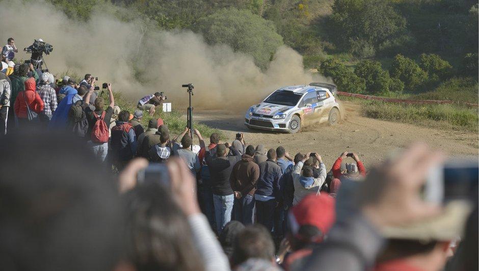 WRC - Rallye du Portugal: Ogier s'impose facilement