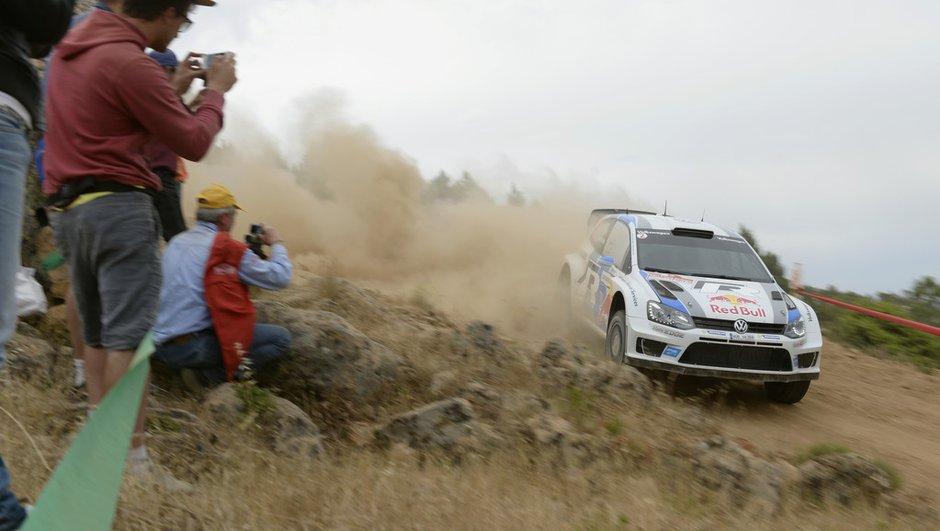 WRC - Rallye de Sardaigne 2013: Ogier toujours largement en tête