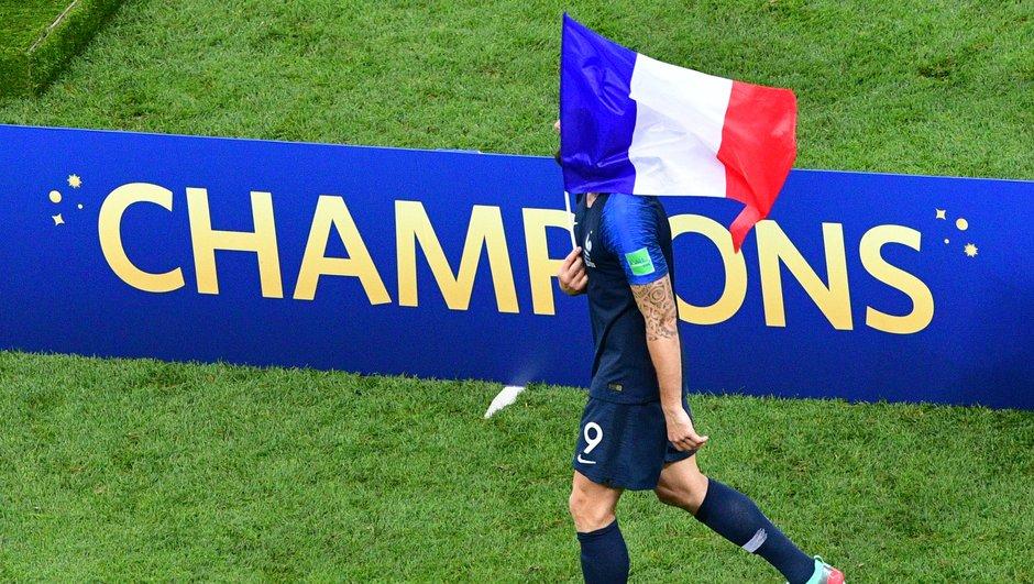 """""""Un truc de ouf !"""" : le rêve éveillé des Bleus champions du monde"""