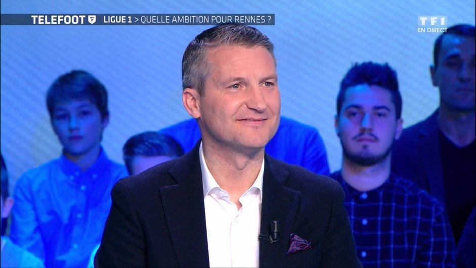 [Exclu Téléfoot 25/02] – Olivier Létang sur le Stade Rennais : « Il faut des changements profonds »