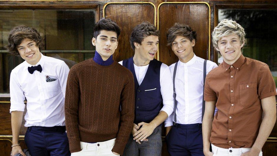 NRJ Music Awards 2013 : Les One Direction vont rencontrer une de leurs fans !