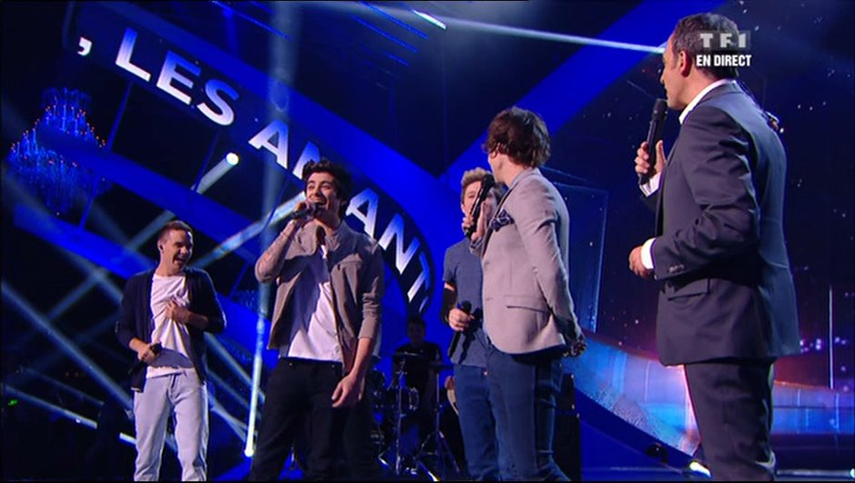 "One Direction :""Frère Jacques"" aux NRJ Music Awards 2013"