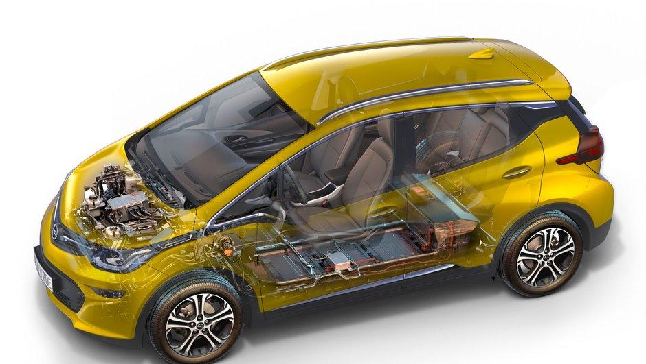 Opel pourrait devenir une marque entièrement dédiée à l'électrique !