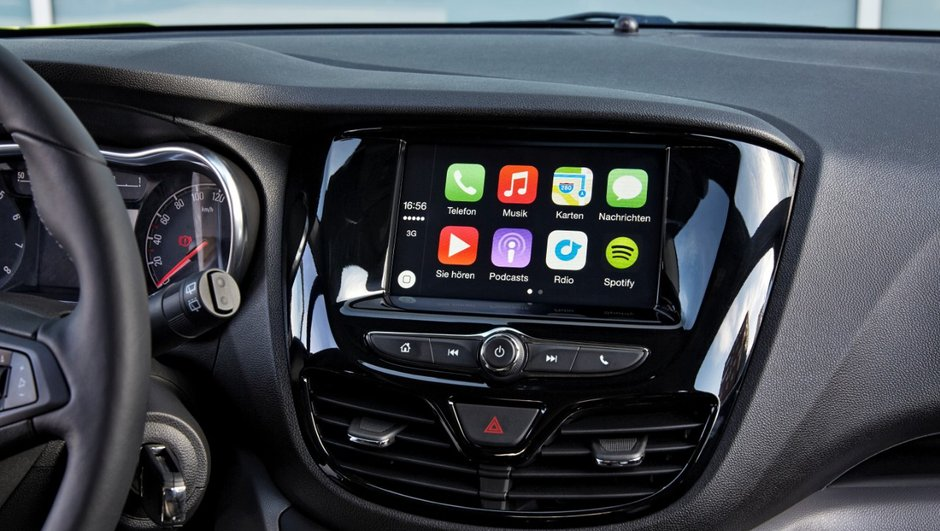 Future Opel Astra 2015 : elle inaugurera Android Auto et Apple CarPlay chez GM