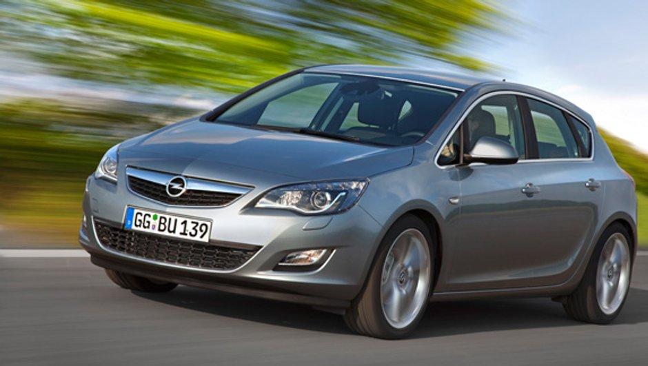 Succès pour l'Opel Astra : 150.000 commandes en 5 mois