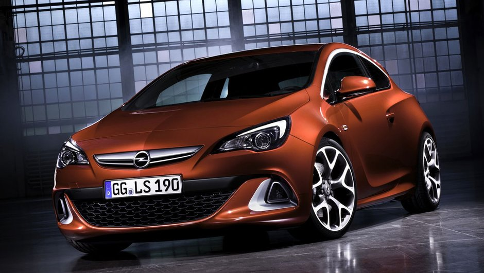 Opel Astra OPC : terrible version de 280 chevaux