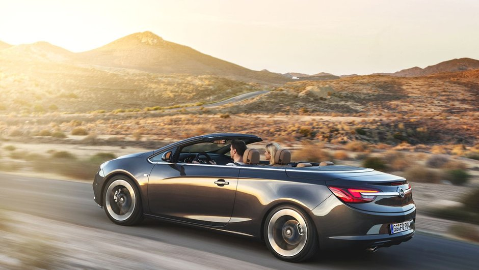 Opel Cascada : un cabriolet de charme pour 2013
