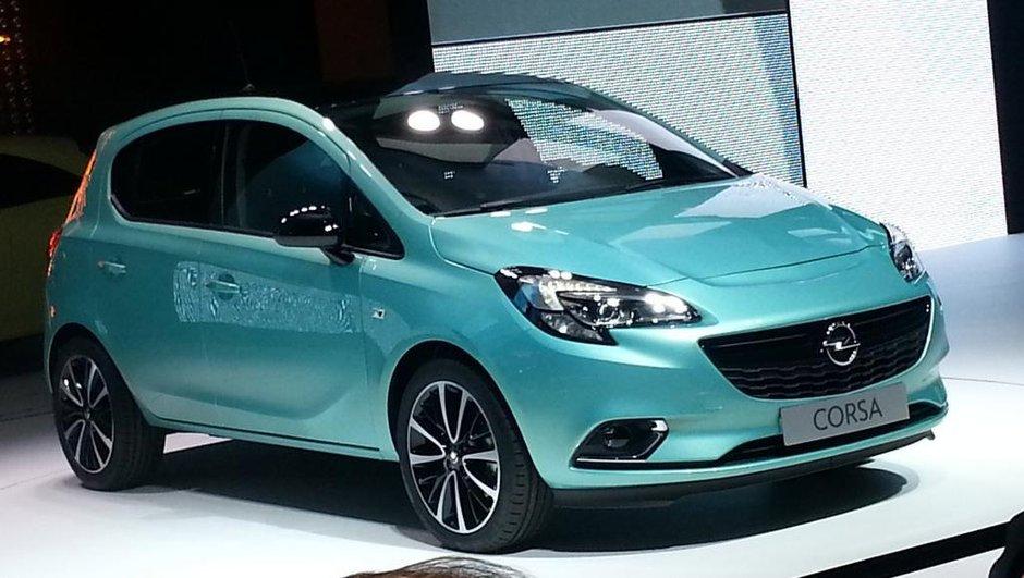 Mondial de l'Automobile 2014 : Nouvelle Opel Corsa, le grand restylage obligatoire